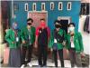 Mahasiswa KKN-BK 288 Universitas Malikussaleh Lakukan Penyemprotan Disinfektan di Lingkungan Rumah Warga